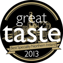 Glenarm Shorthorn Beef Great Taste Awards 2013